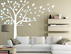 stickers muraux blanc TOP 6 image 0 produit