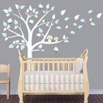 stickers muraux blanc TOP 6 image 3 produit