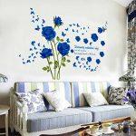 stickers muraux bleu TOP 11 image 3 produit