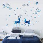 stickers muraux bleu TOP 12 image 1 produit