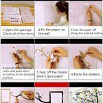 stickers muraux bleu TOP 14 image 1 produit