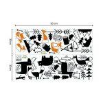 stickers muraux bois TOP 12 image 4 produit