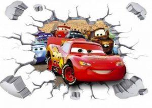 stickers muraux cars TOP 12 image 0 produit