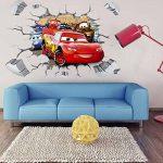stickers muraux cars TOP 12 image 2 produit