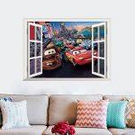 stickers muraux cars TOP 14 image 1 produit