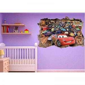 stickers muraux cars TOP 3 image 0 produit