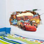 stickers muraux cars TOP 9 image 1 produit