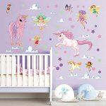 stickers muraux chambre bébé fille TOP 10 image 1 produit