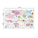 stickers muraux chambre bébé fille TOP 10 image 4 produit
