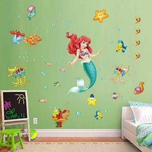 stickers muraux chambre bébé fille TOP 11 image 0 produit