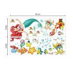 stickers muraux chambre bébé fille TOP 11 image 4 produit