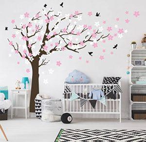 stickers muraux chambre bébé fille TOP 3 image 0 produit