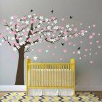 stickers muraux chambre bébé fille TOP 3 image 3 produit