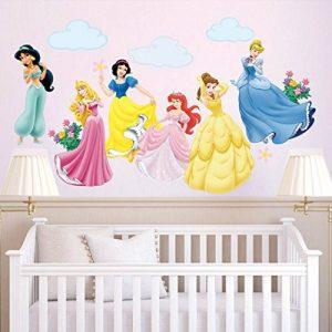 stickers muraux chambre bébé fille TOP 5 image 0 produit