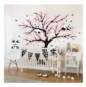 stickers muraux chambre bébé fille TOP 7 image 0 produit