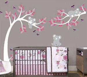 stickers muraux chambre bébé fille TOP 8 image 0 produit