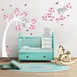 stickers muraux chambre bébé fille TOP 8 image 1 produit