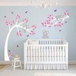 stickers muraux chambre bébé fille TOP 8 image 3 produit