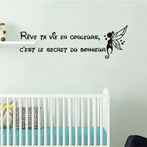 stickers muraux citations pas cher TOP 14 image 0 produit