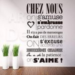 stickers muraux citations pas cher TOP 8 image 1 produit