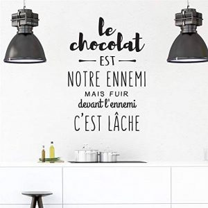 stickers muraux citations pas cher TOP 9 image 0 produit