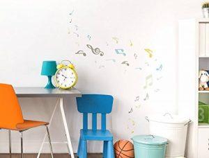 stickers muraux couleur TOP 11 image 0 produit