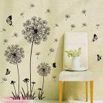 stickers muraux fleurs TOP 10 image 1 produit