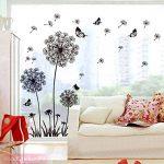 stickers muraux fleurs TOP 10 image 2 produit