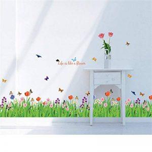 stickers muraux fleurs TOP 14 image 0 produit