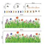stickers muraux fleurs TOP 14 image 3 produit