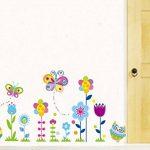 stickers muraux fleurs TOP 5 image 2 produit