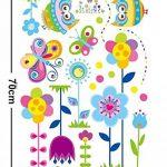 stickers muraux fleurs TOP 5 image 4 produit