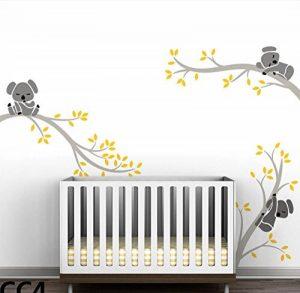 stickers muraux gris TOP 11 image 0 produit
