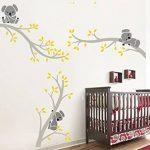 stickers muraux gris TOP 11 image 3 produit