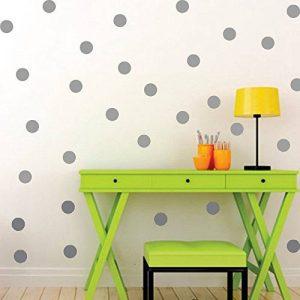 stickers muraux gris TOP 4 image 0 produit