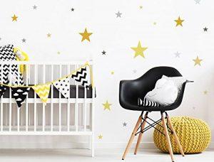 stickers muraux gris TOP 5 image 0 produit