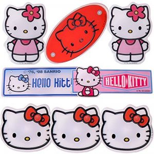 stickers muraux hello kitty TOP 11 image 0 produit