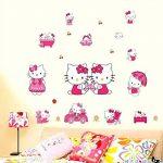stickers muraux hello kitty TOP 13 image 1 produit