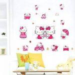 stickers muraux hello kitty TOP 13 image 4 produit