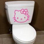 stickers muraux hello kitty TOP 2 image 2 produit