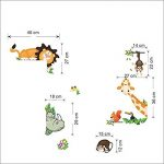 stickers muraux jungle TOP 11 image 2 produit