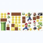 stickers muraux mario TOP 1 image 1 produit