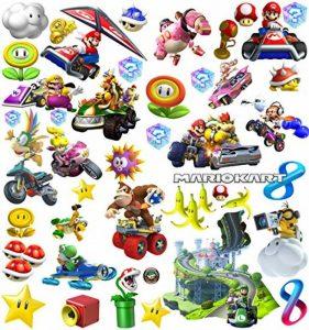 stickers muraux mario TOP 14 image 0 produit