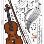 stickers muraux musique TOP 2 image 3 produit