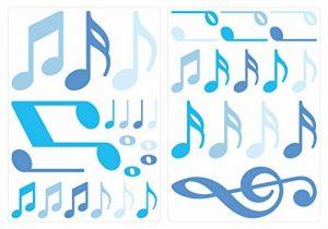stickers muraux musique TOP 5 image 0 produit