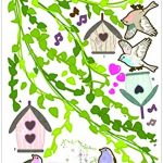 stickers muraux nature TOP 4 image 4 produit