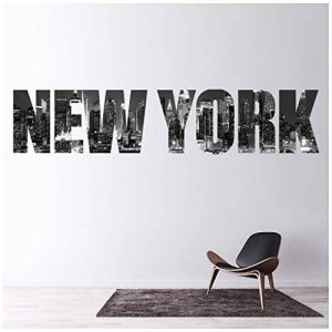 stickers muraux new york TOP 12 image 0 produit