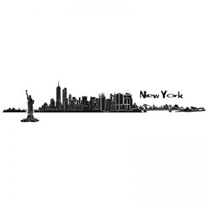 stickers muraux new york TOP 7 image 0 produit