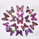 stickers muraux papillons TOP 3 image 4 produit