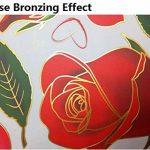 stickers muraux rouge TOP 2 image 4 produit